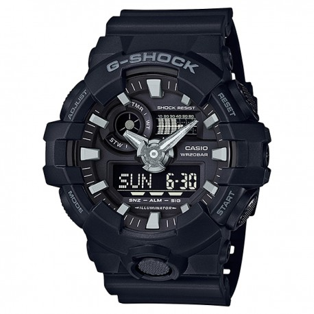 MONTRE G-SHOCK GA-700-1BDR