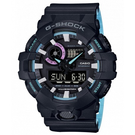 MONTRE G-SHOCK GA-700PC-1ADR