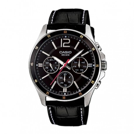 CASIO HOMME  MTP-1374L-1AVDF