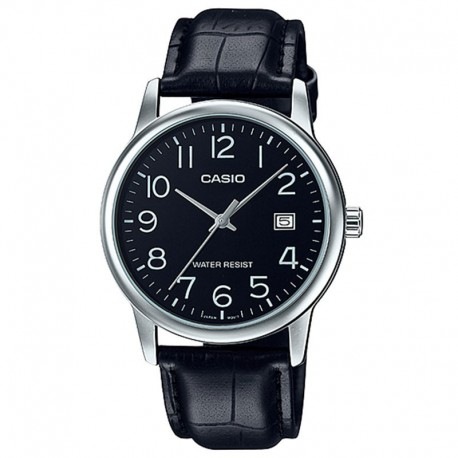 CASIO Montre Home MTP-V002L-1BUDF - Noir