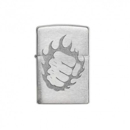 ZIPPO Tattoo Fire And Fist