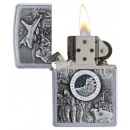 ZIPPO JOINED FORCES