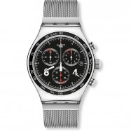 Montre Homme SWATCH BLACKIE YVS401G