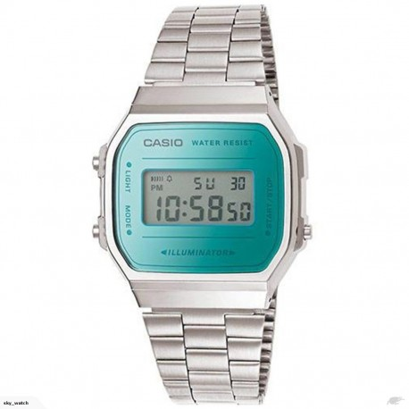 Montre Casio Retro A168WEM-2DF