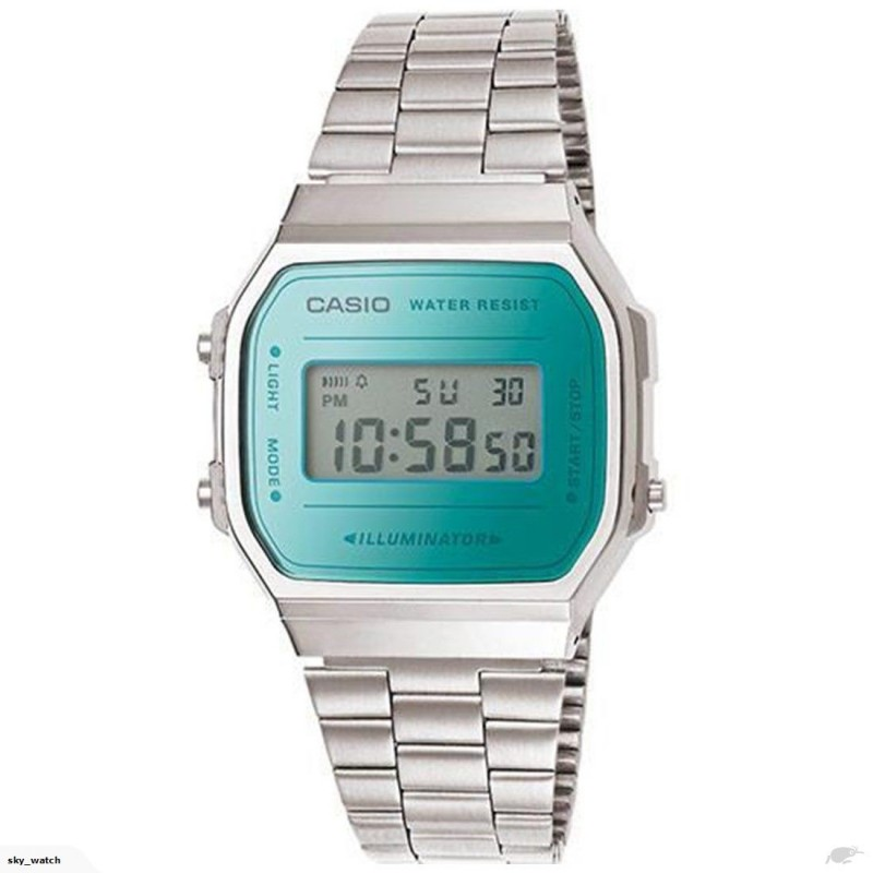Montre Casio Retro A168WEM-1DF
