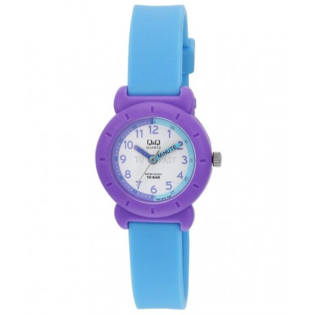 Q&Q Montre Enfant VP81J018Y WATER RESIST 100M