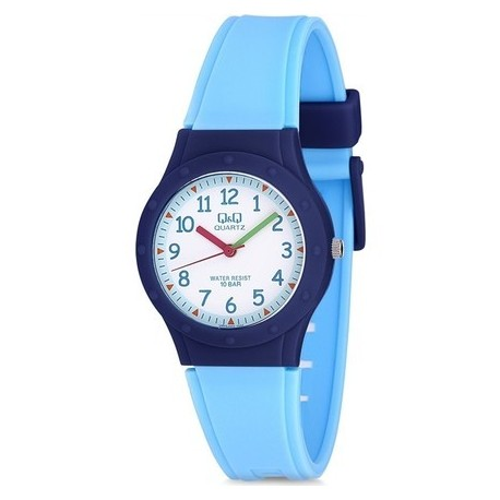 Q&Q Montre Enfant VR75J003Y WATER RESIST 100M