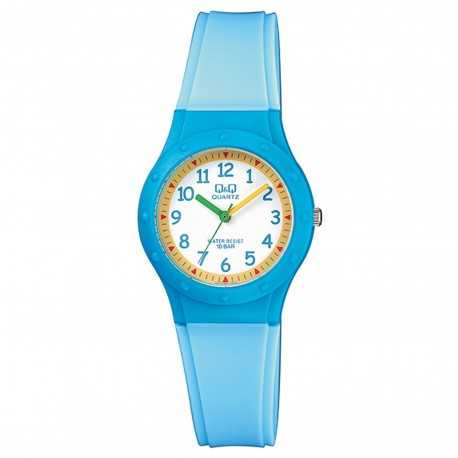 Q&Q Montre Enfant VR75J001Y WATER RESIST 100M