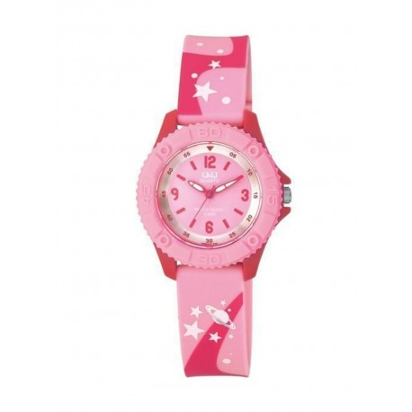 Q&Q Montre Enfant VQ96J019Y WATER RESIST 100M