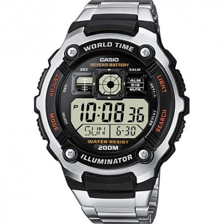 CASIO Montre Homme AE-2000WD-1AVDF