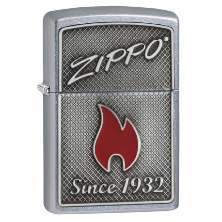 Briquet ZIPPO AND FLAME 29650