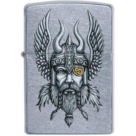 Briquet ZIPPO VIKING WARRIOR DESIGN 29871