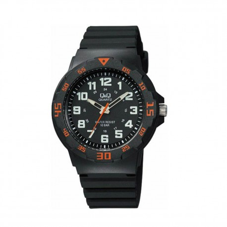 Q&Q Montre Homme VR18J008Y WATER RESIST