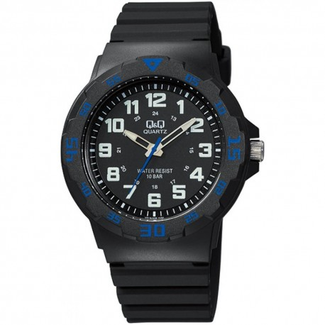 Q&Q Montre Homme VR18J007Y WATER RESIST