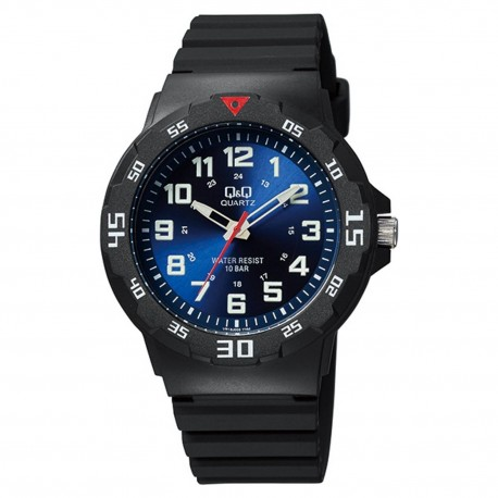 Q&Q Montre Homme VR18J005Y WATER RESIST