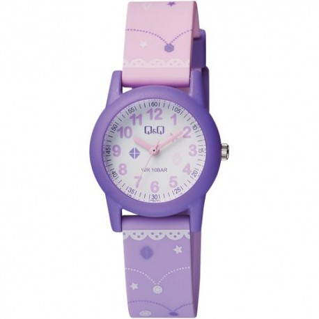 Q&Q Montre Enfant VR99J006Y WATER RESIST