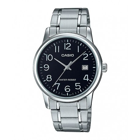 CASIO Montre Home MTP-V002D-1BUDF - Noir