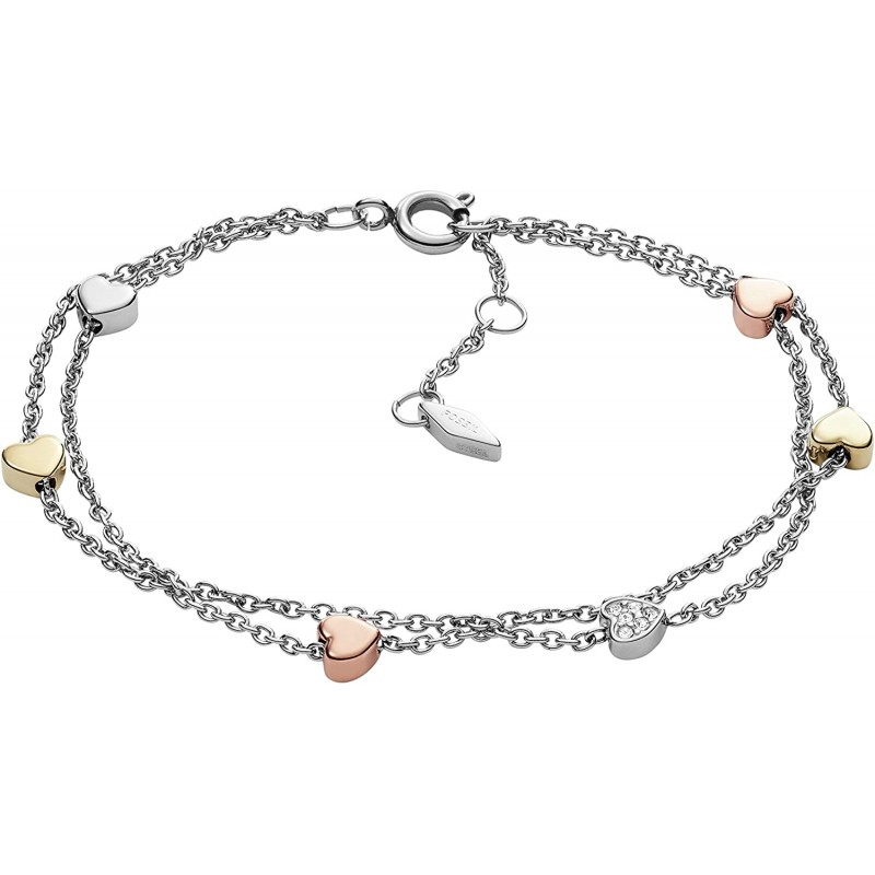Collier Fossil Femme JF02854998