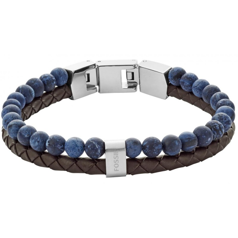 Collier Fossil Homme JF02830040