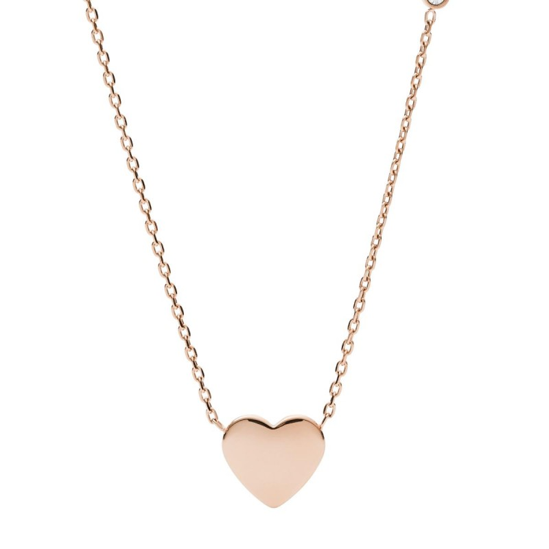 Collier Fossil Femme JF03081791