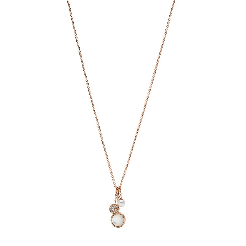 Collier Fossil Femme JF02960791