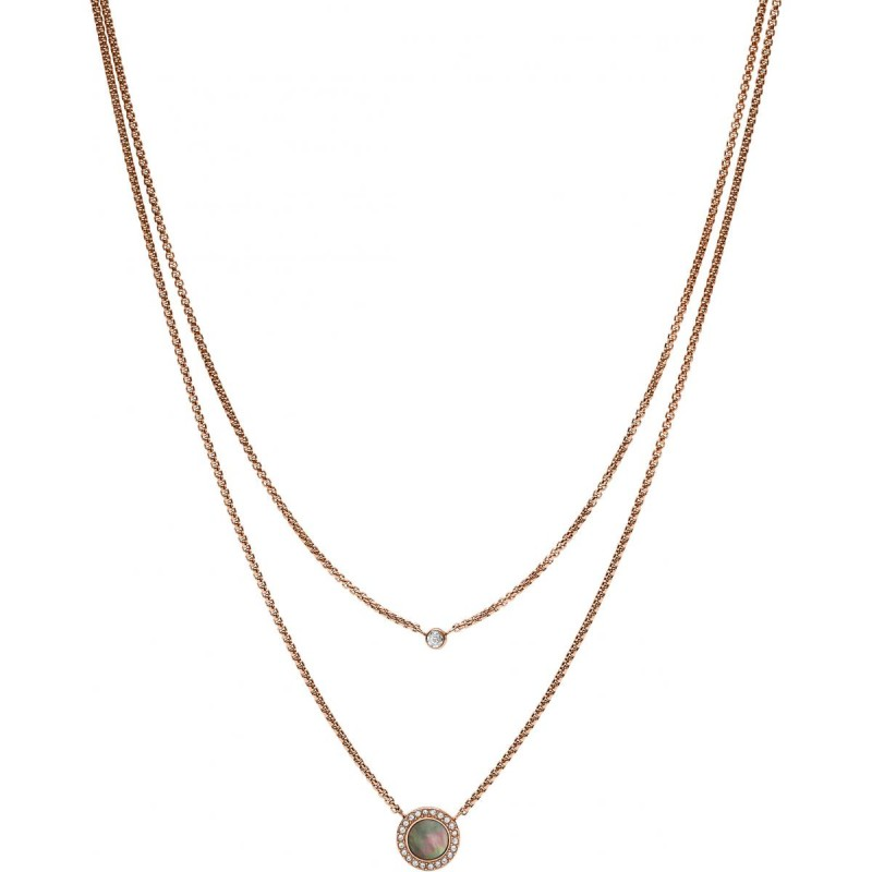 Collier Fossil Femme JF02953791
