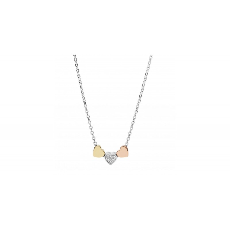 Collier Fossil Femme JF02856998