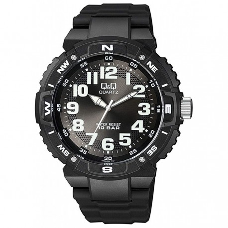 Q&Q Montre Homme VR88J002Y WATER RESIST