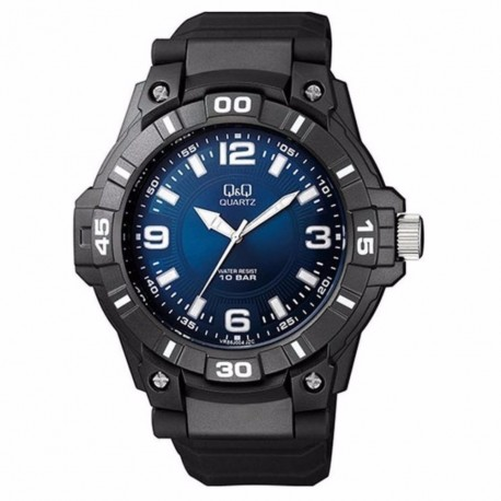 Q&Q Montre Homme VR86J004Y WATER RESIST
