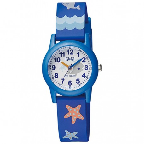 Q&Q Montre Enfant VR99J009Y WATER RESIST