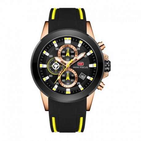 Mini Focus Montre Homme MF0287G-02
