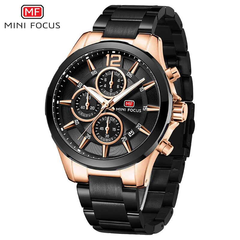 Mini Focus Montre Homme MF0237G-02