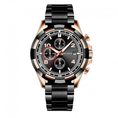 Mini Focus Montre Homme MF0198G-02 Chronographe