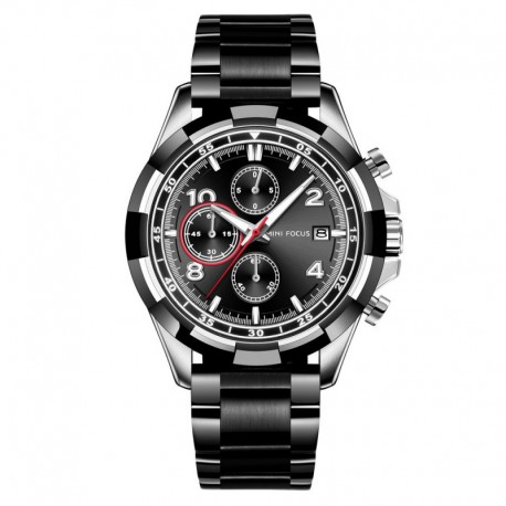 Mini Focus Montre Homme MF0198G-04 Chronographe