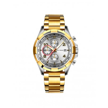 Mini Focus Montre Homme MF0198G-03 Chronographe