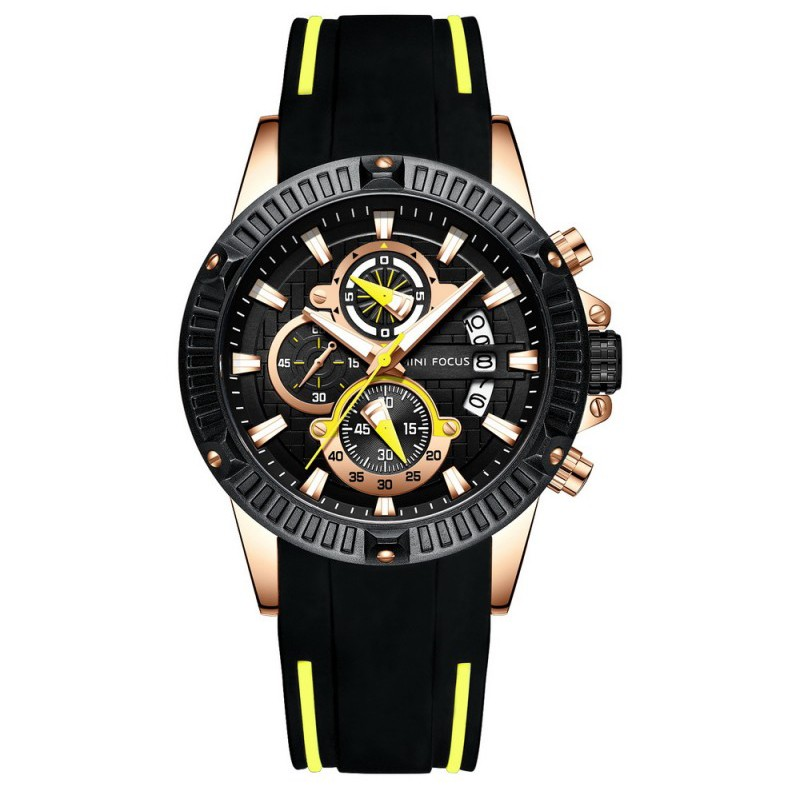 Mini Focus Montre Homme MF0244G-02 Chronographe