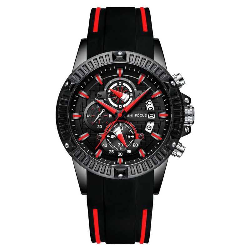 Mini Focus Montre Homme MF0244G-04 Chronographe