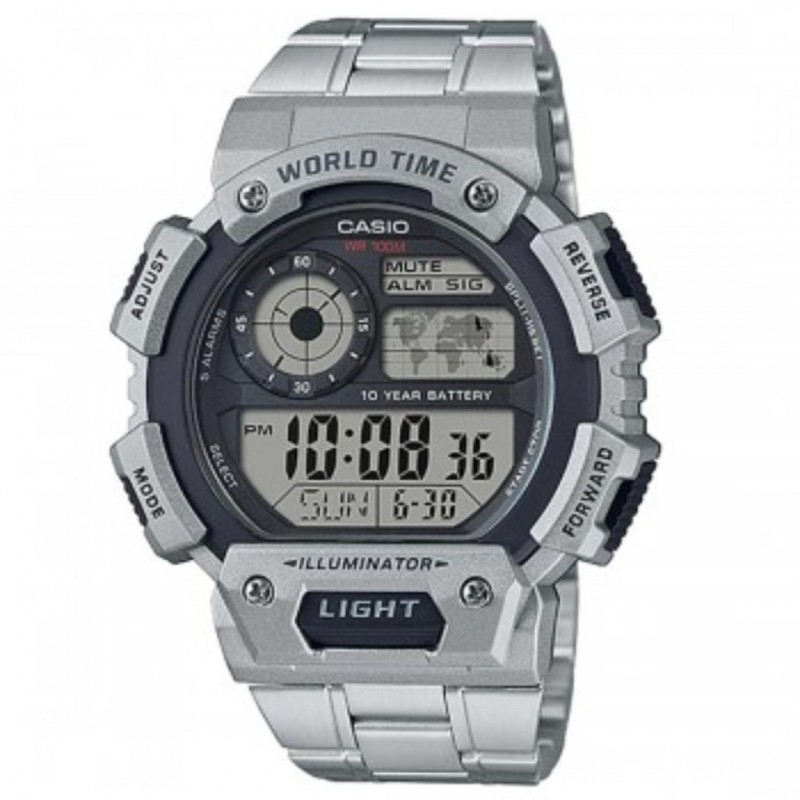 CASIO Montre Homme AE-1400WHD-1A