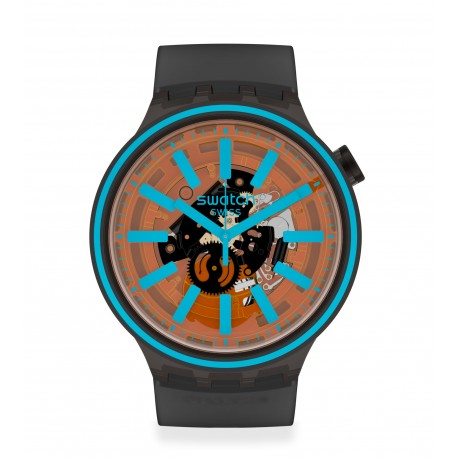 Montre Big Bold Fire Taste Swatch SO27B112