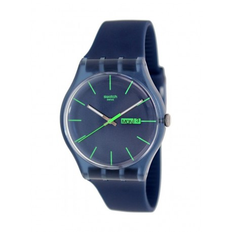 MONTRE SWATCH BLUE REBEL SUON700