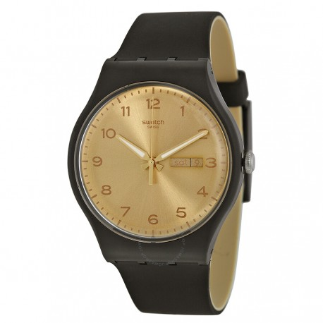 MONTRE SWATCH GOLDEN FRIEND SUOB716