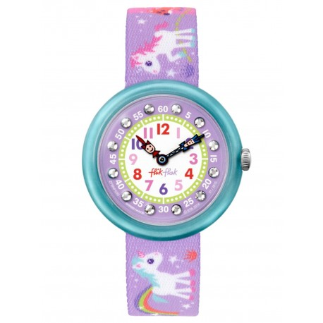 Montre FLIK FLAK MAGICAL UNICORNS FBNP033