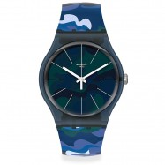 MONTRE SWATCH CAMOUCLOUDS SUON140