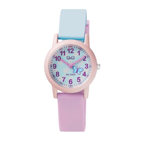 Q&Q Montre Enfant VS49J003Y WATER RESIST