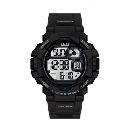 Q&Q Montre Homme M143J010Y WATER RESIST