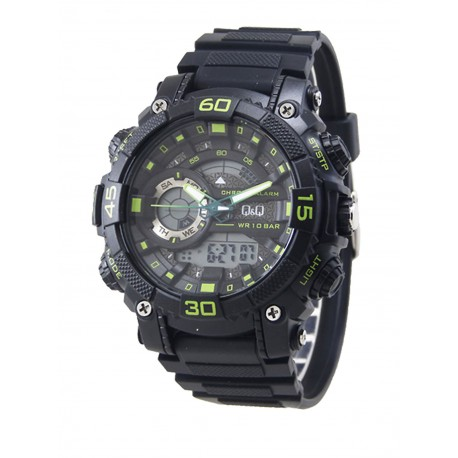 Q&Q Montre Homme GW87J008Y WATER RESIST