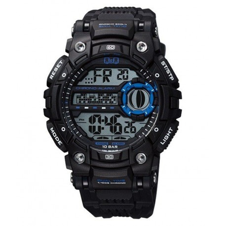 Q&Q Montre Homme M161J004Y WATER RESIST