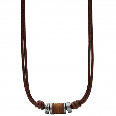 Collier Fossil Homme JF00899797