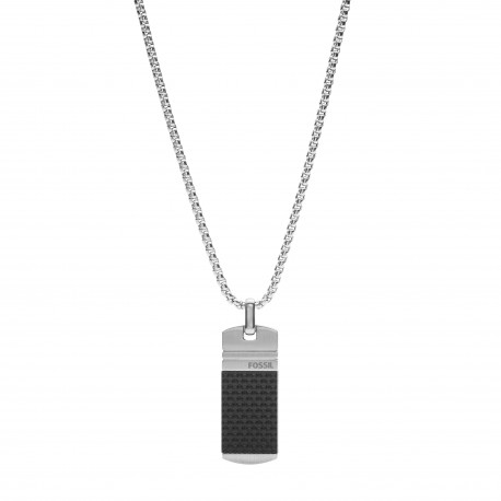 Collier Fossil Homme JF03316040