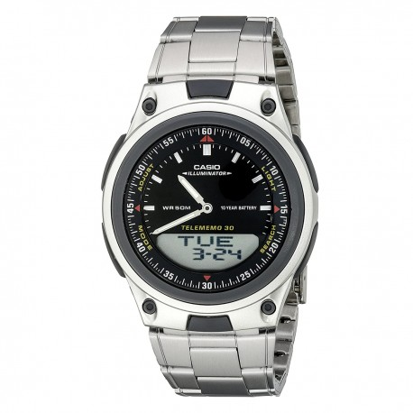 CASIO HOMME AW-80D-1AVDF  WATER RESIST 50 MM
